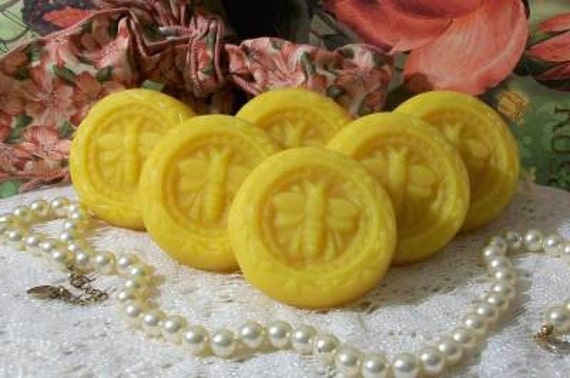 Beeswax  1 Ounce Pieces  Set Of 5 Pieces