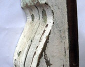 TREASURY FEATURED Antique Architectural Salvaged Corbel