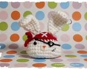 Captain One-Eye - Pirate Onigiri Bunny