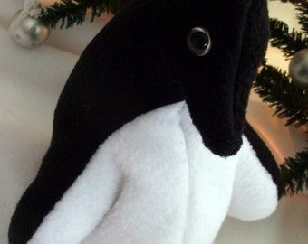 Small Stuffed Penguin