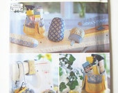 Simplicity Craft Pattern 9076 - Sewing Room Accessories - Crafts