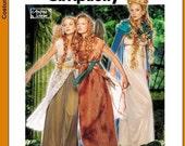 Sz 14/16/18/20 - Simplicity Costume Pattern 9454 - Adult Fairy Costumes