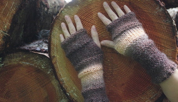 comfy Woodlander mittens