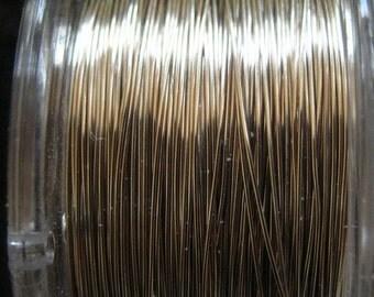 10 ft -- 24 gauge Titanium Enameled Copper  Wire