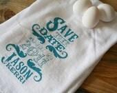 Custom Listing for Shannon - Sample towel