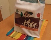 Little Red Riding Hood  library  book-bag