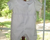 The Affordable Boys Christening, Baptism, and Dedication Outifit - Now with embroidery -