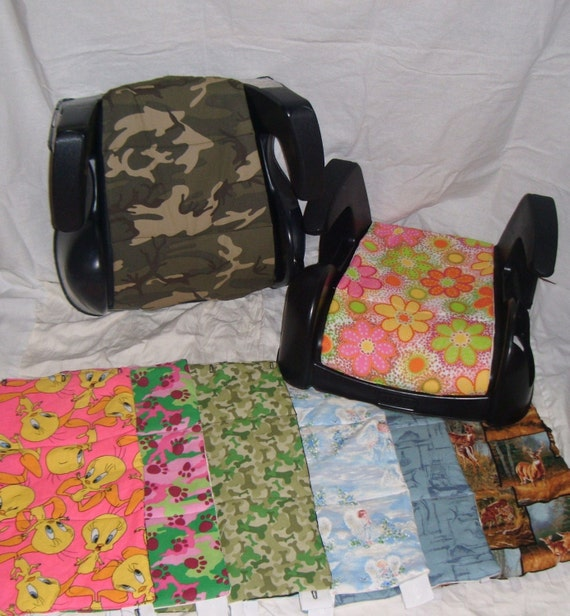 Fun Booster Seat Covers No Shipping Cost