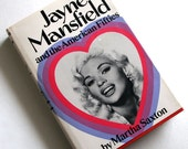Jayne Mansfield and the American Fifties Hardcover Book