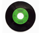 Elvis Is The King 45 Emerald Record 1001