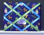 11 x 14 Disney The Muppet's Memory Board