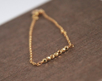 Beaded Bracelet,Friendship Bracelet,Simple Bracelet,Stacking Bracelet,Layering Bracelet,Layered Bracelet,Gold Bracelet,Layering Bracelet