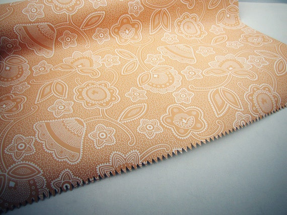 Vintage Floral Wallpaper Wall Covering