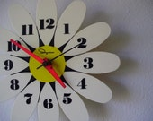 Ingraham Flower Wall Clock