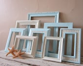 Frame Set  - Frame grouping -Beach Cottage Home decor