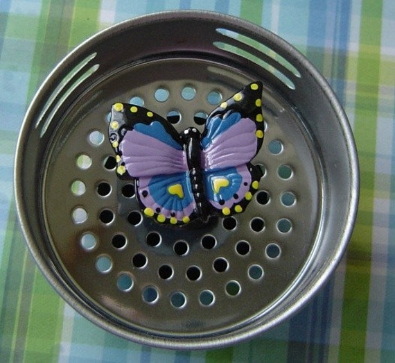 Butterfly Sink : Ship Butterfly Sink Strainer. Kitchen Sink Drain Plug.. We have a SINK ...