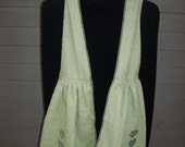 The Kitchen Scarf, Dish Towel, Scarf, Scarf With a Handle
