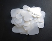ON SALE - 5,000 Dissolving/Biodegradable Heart confetti
