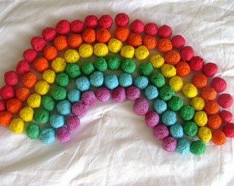 3,000 Rainbow seed bombs- 6 color combo