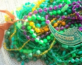 Memories of Mardi Gras Beads