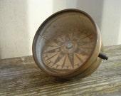 Binnacle Compass Georg Hechelmann Nachf. Hamburg 19th Century Dry Card