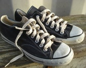 Converse Coach Black Label All Stars Sneakers Vintage USA Mens 6