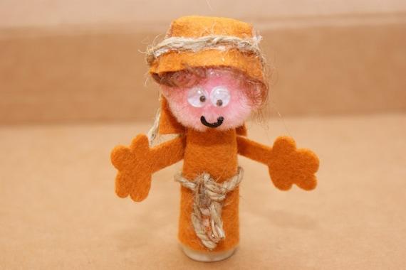 Joseph Finger Puppet