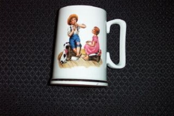 Norman Rockwell Stein-Style Mug-Music Master