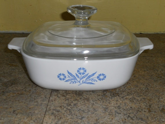 how to clean vintage corningware