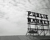 Pike Place Market . 8 x 10
