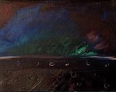THE OPERA - original oil painting 24x12