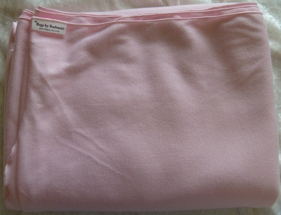 CLEARANCE SALE - Baby Wrap Sling Carrier, Light Pink Color, Jersey Knit