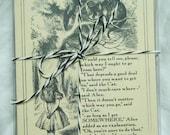 Alice's Adventures in Wonderland Notecards - John Tenniel illustrations