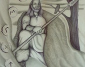 Nine Noble Virtues Odin Wotan Runes Asatru Eddas Valhalla Saga Havamal Heathen