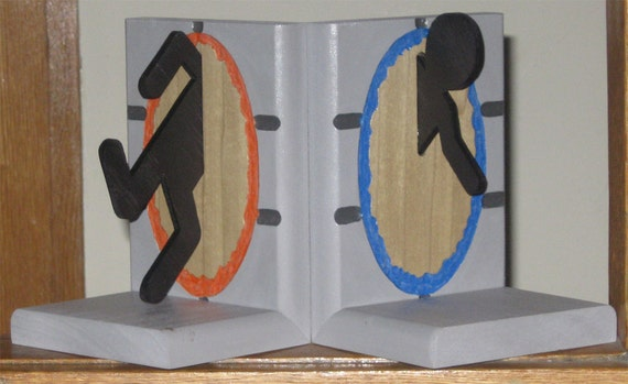 """Portal Bookends 2.0 """"I'm Different"""""""