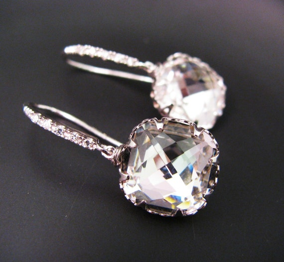 Etsy Wedding Gift Jewelry : wedding jewelry bridal jewelry wedding earrings bridal earrings prom ...