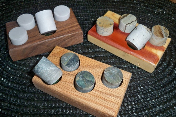 Whiskey Rocks -- Stone Ice Cubes -- Reuseable Ice Cubes