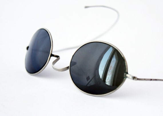 Antique sunglusses vintage black sunglasses