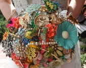 Home of the Brooch Bouquet by Amanda Jane