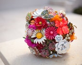 Swanky Sexy Sweet Brooch Bouquets  from Amanda Jane Collection