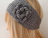 Crochet Wide  Bohemian Head Warmers Stock Up Two for 24.00