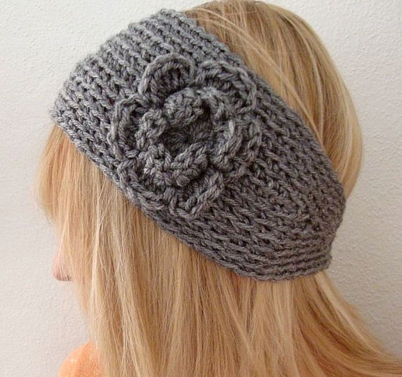 Crochet Wide  Head Warmers Stock Up Two for 24.00 Sale