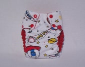 Medium Far Out Pocket Diaper