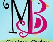 Custom Listing for Meghan