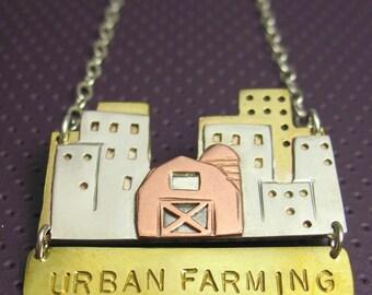 We Need Urban Farming