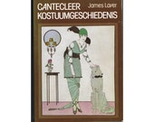 Vintage Dutch Costume Book: A Concise History of Costume