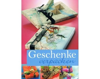 Book - Gift Wrapping - Germany - Europe