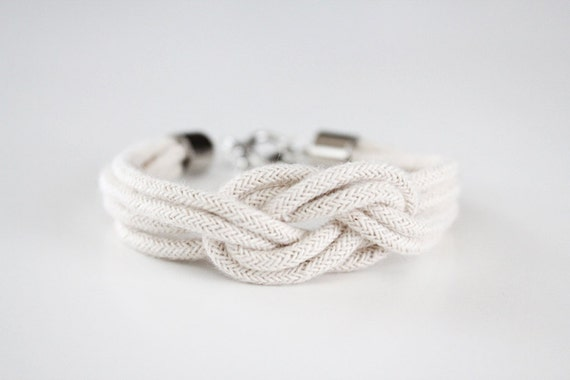 Rope Bracelet - Knot Bracelet - Be A Square Knot - The Original