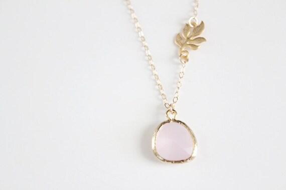 Blushing Bride Necklace - SALE