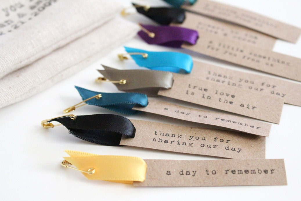 Custom Hang Tags With Satin Ribbon Set of 150 by junghwa on Etsy